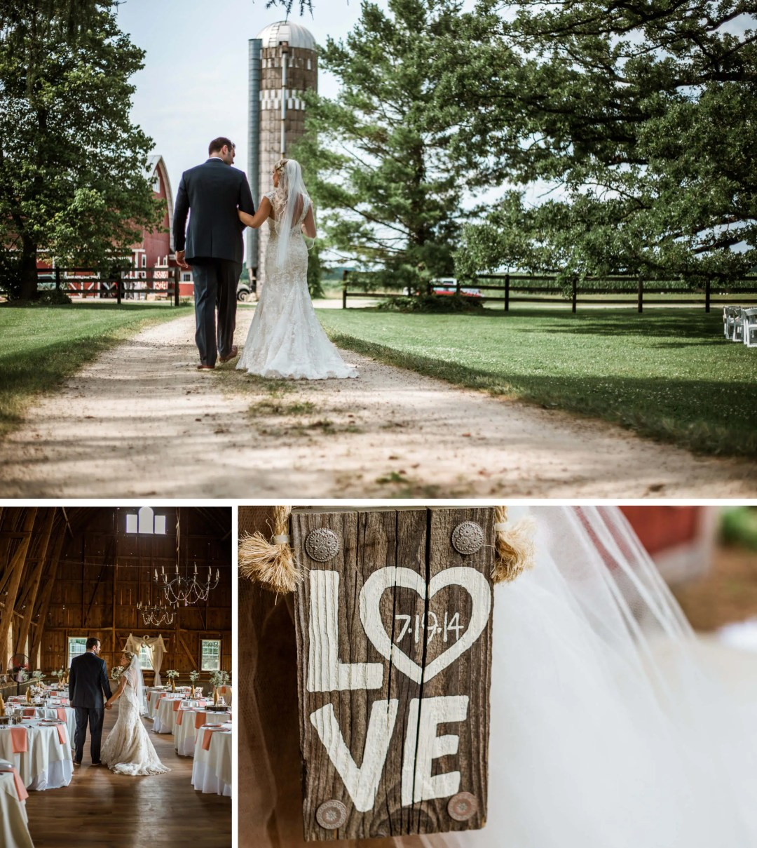 Barn reception - Sussex Wedding Photographer