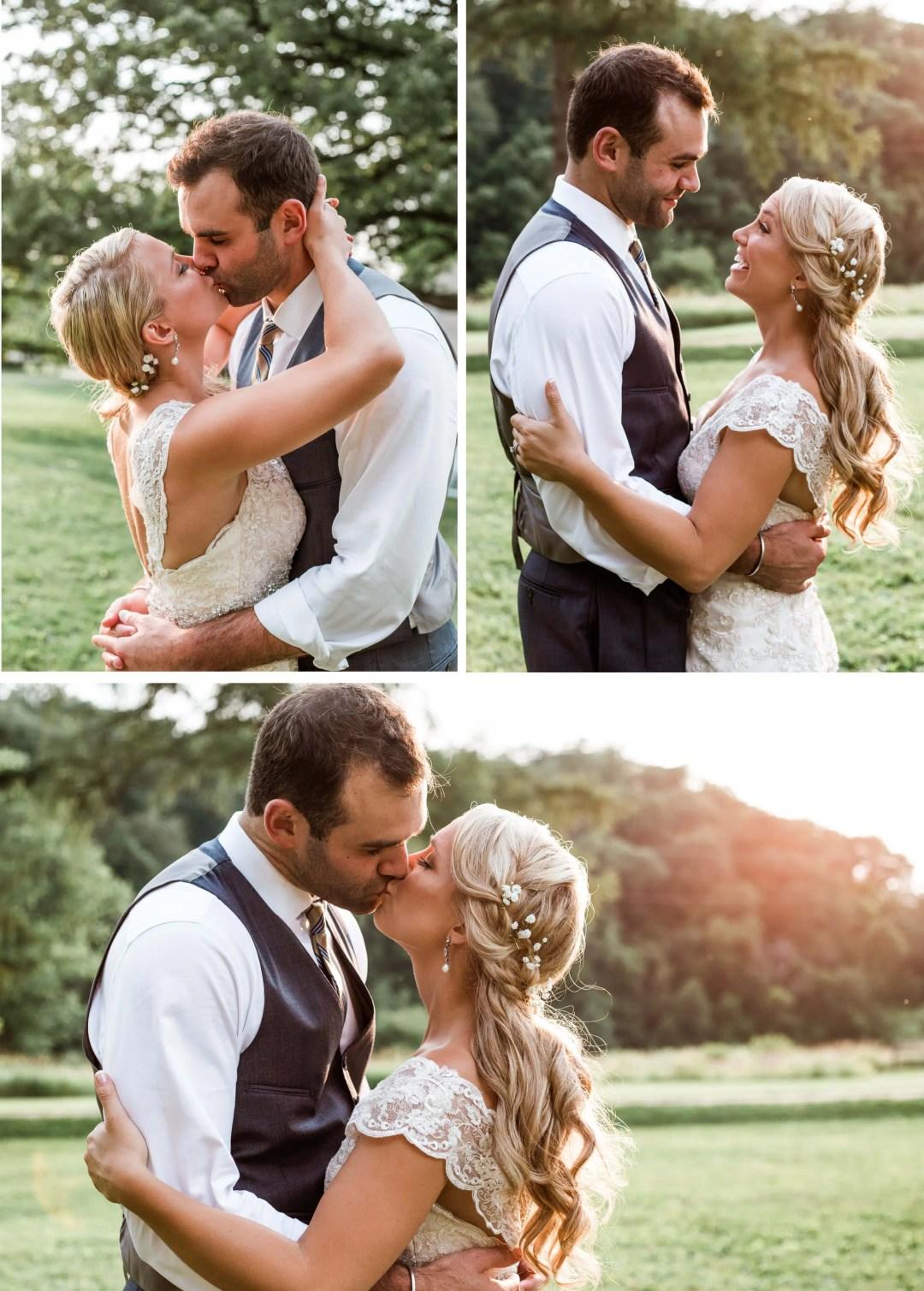 Sussex Wedding Photographer - Romantic couple portraits