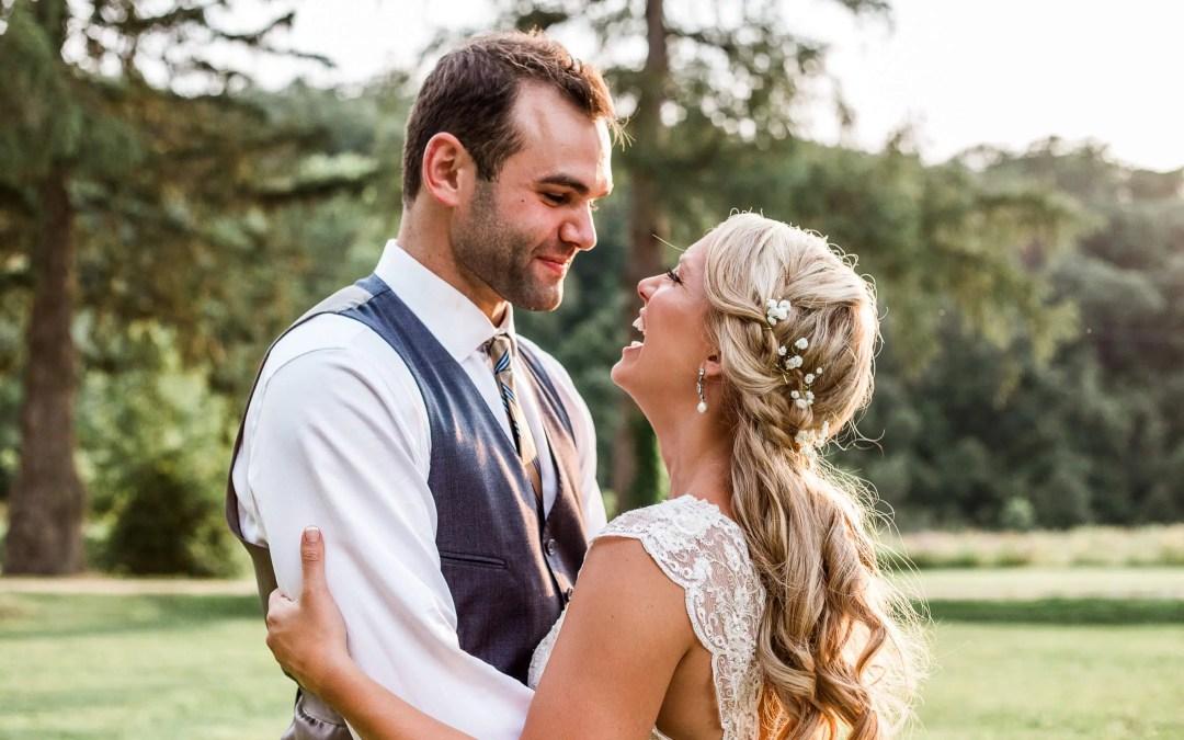 Sugarland Barn Wedding in Wisconsin | Ashley + Alex