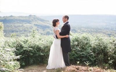 Marquee Estate Wedding in Midhurst, West Sussex | Sarah + Alex
