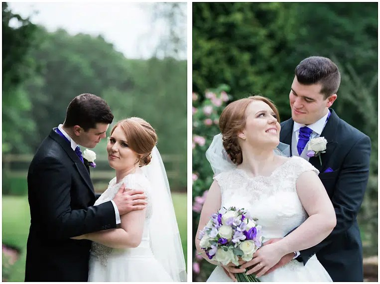 Bride + Groom Portraits | New Place De Vere, Southampton | Brigthon Wedding Photographer