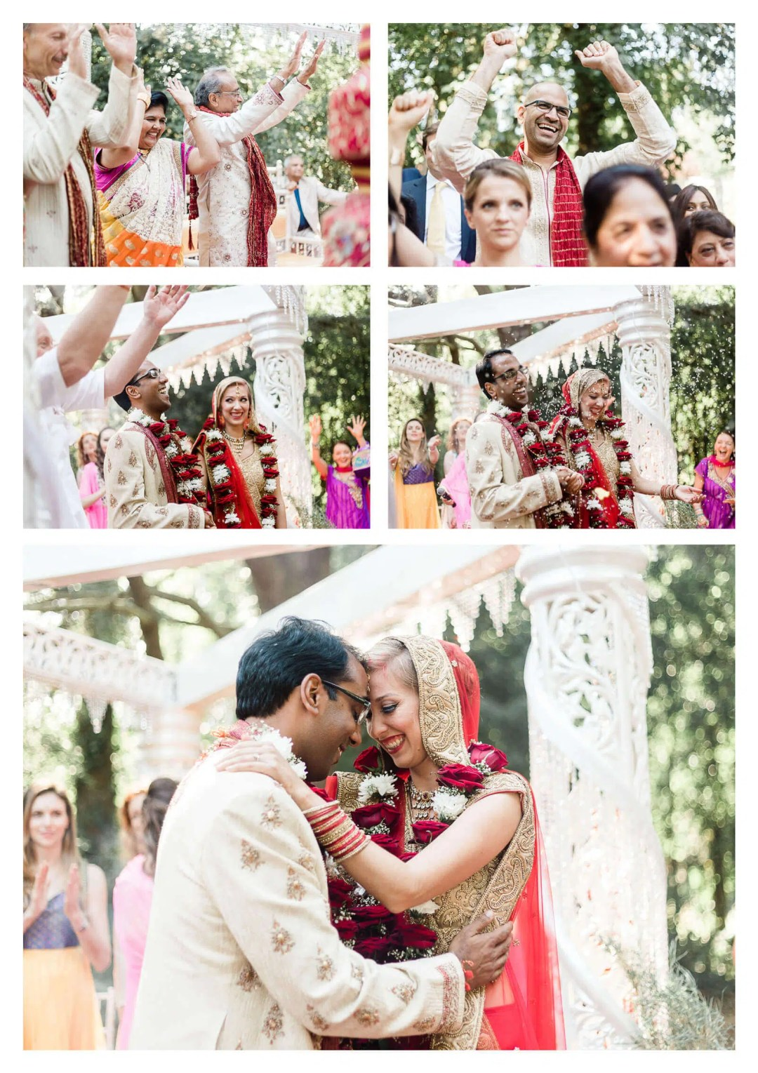 Baddow Park Hindu multicultural wedding ceremony | Essex photographer