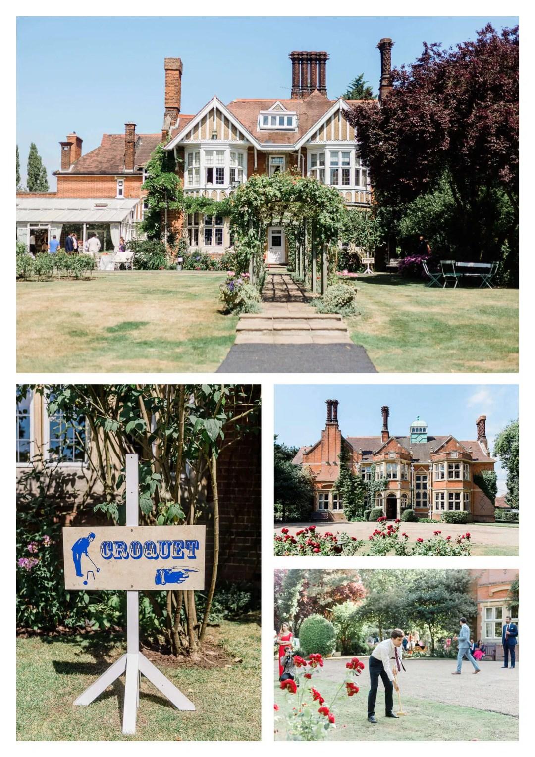 Baddow Park wedding venue | Essex photographer