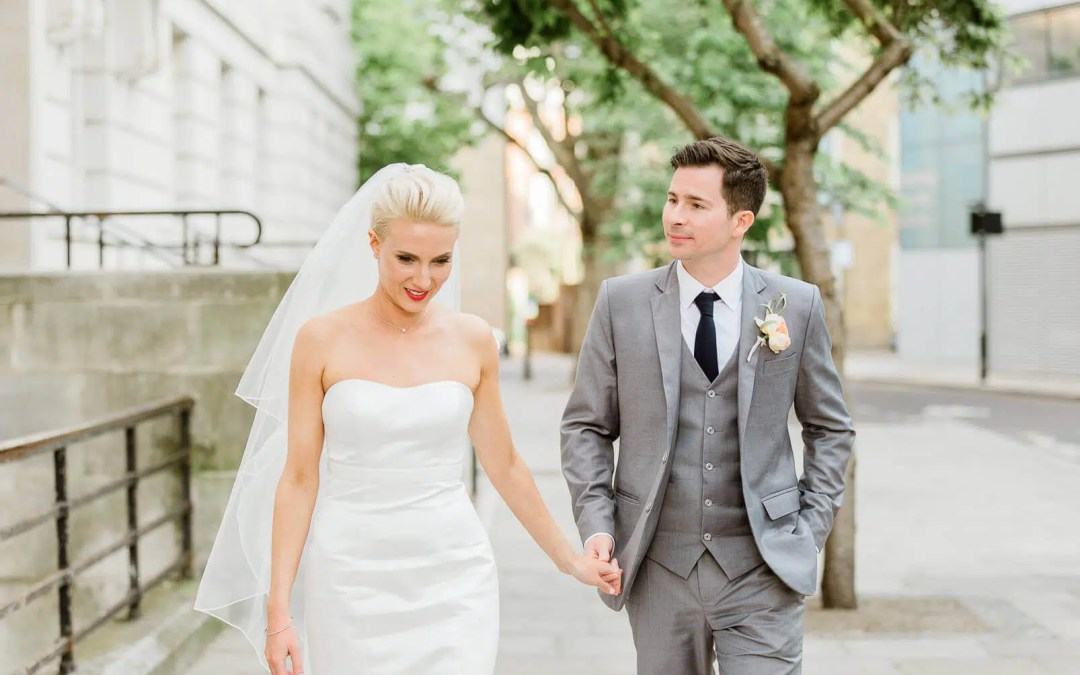 Hackney Town Hall wedding | London Wedding Photographer