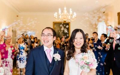 Kew Gardens Wedding at Cambridge Cottage | London Photographer