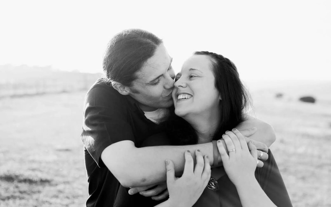Newhaven Engagement Photographer | Pre-wedding couple shoot