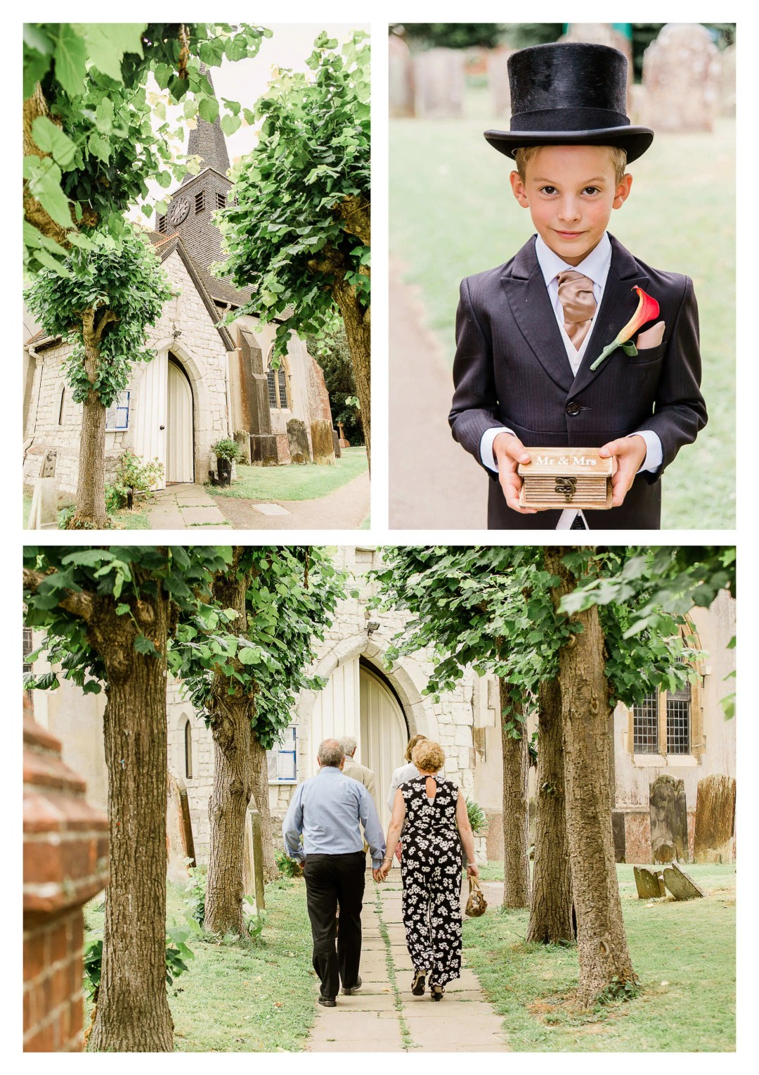 St Bartholomew's Church wedding in Surrey