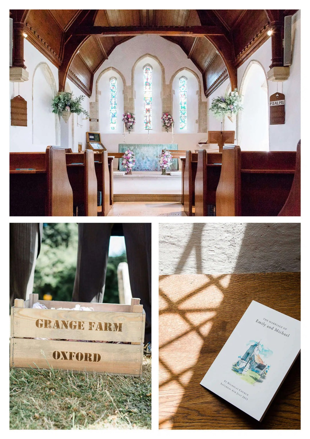 St Nicholas Parish Church wedding ceremony West Itchenor Chichester | West Sussex photographer