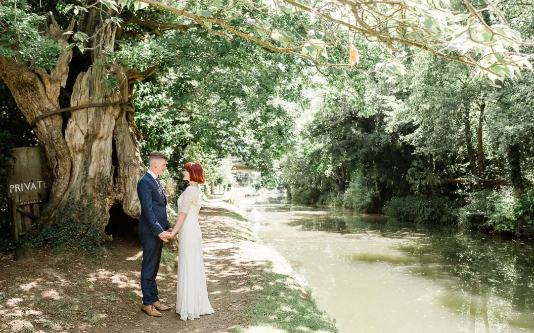 St. Luke's Church wedding | Guildford Photographer