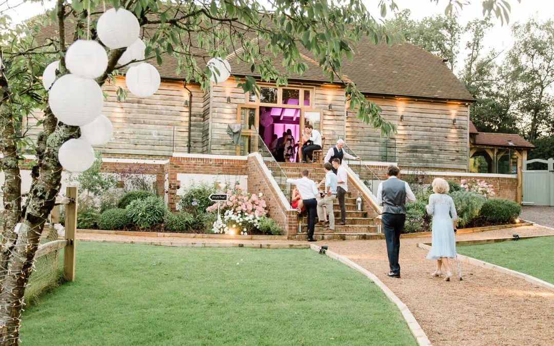 Best barn wedding venues in Horsham