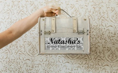 What to pack in your bride wedding day emergency kit