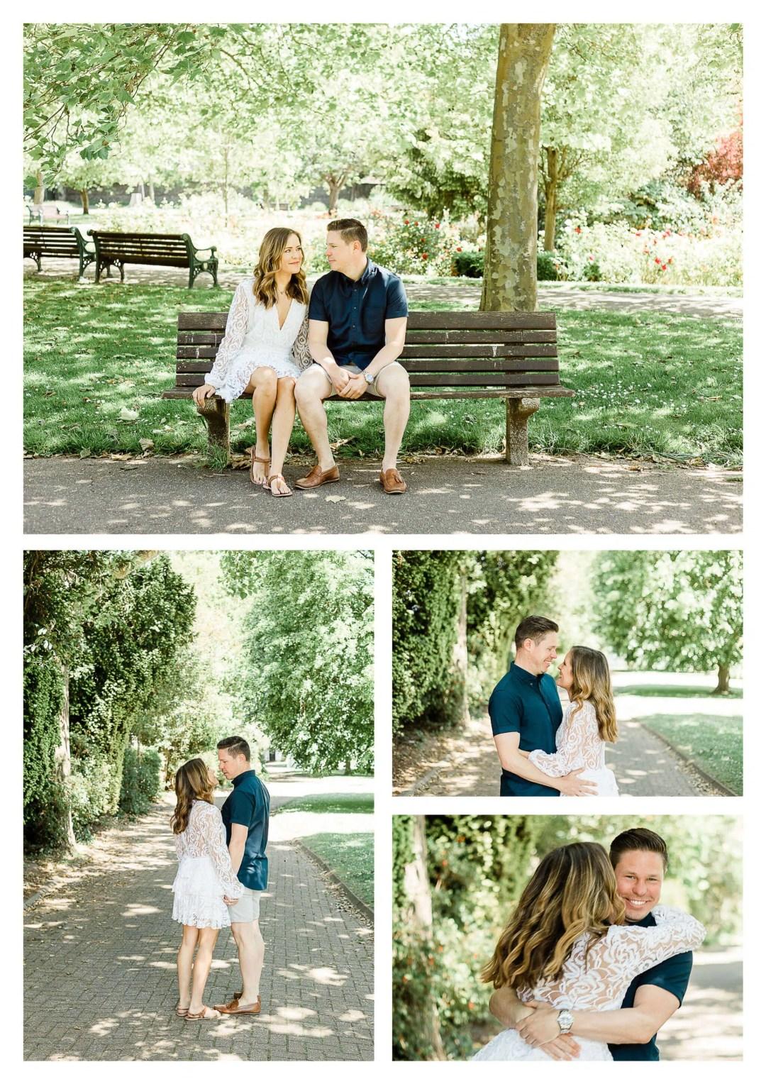 Beach House Park Engagement Photography   Worthing Wedding Photographer