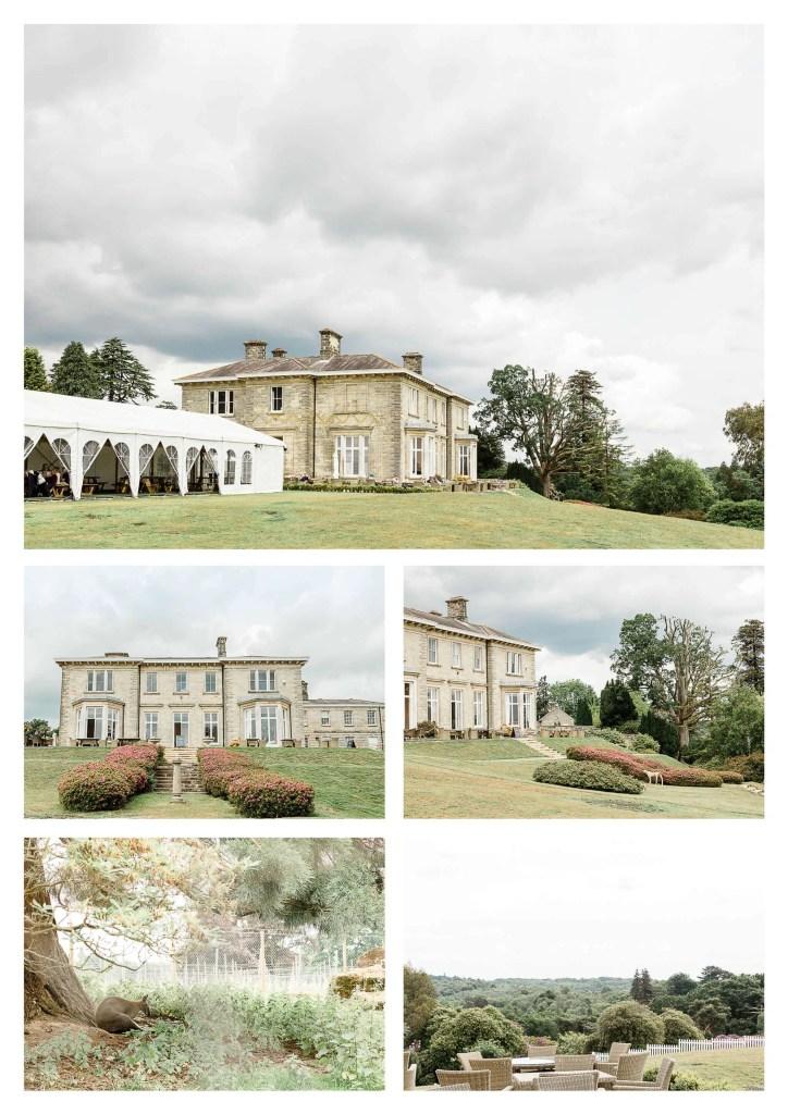 Leonardslee House wedding photographer | Leonardslee Gardens wedding