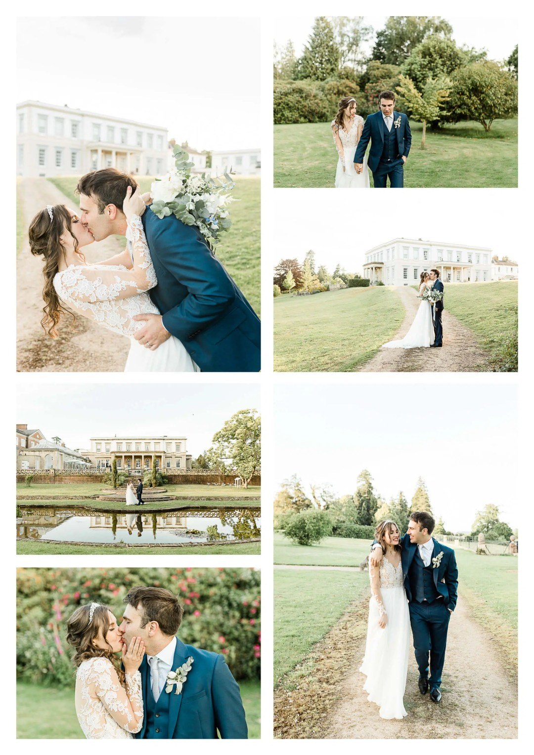 Best Buxted Park Hotel preferred and recommended wedding photographer