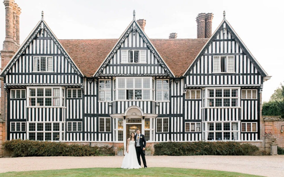 Brickwall House in Rye Wedding Photography
