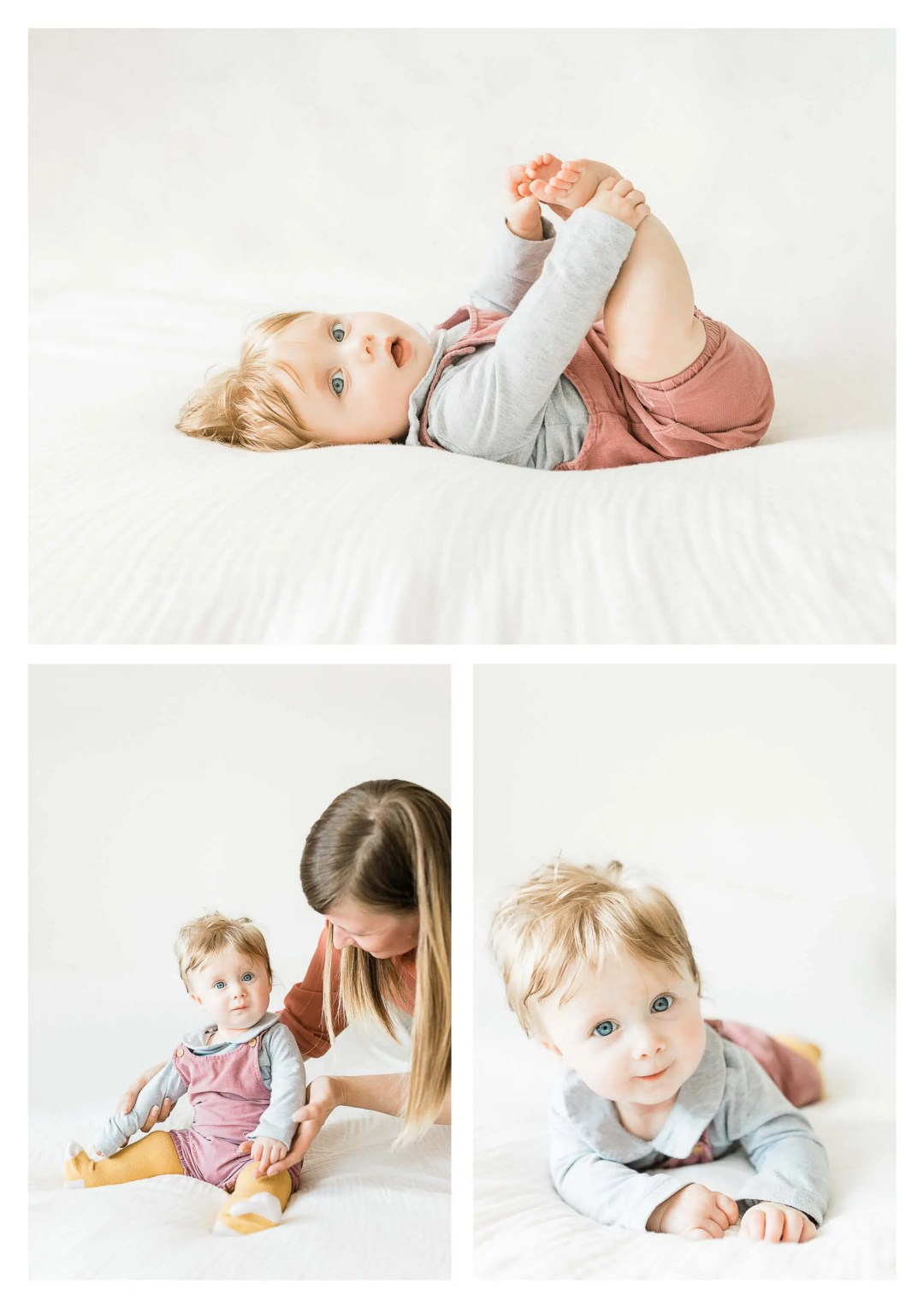 baby photography in Haywards Heath  of little girl by West Sussex Photographer