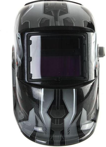 Auto darkening welding helmet