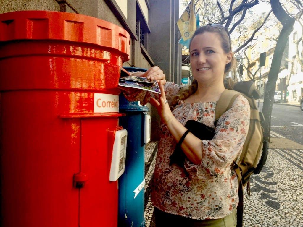 kelsye mail in funchal
