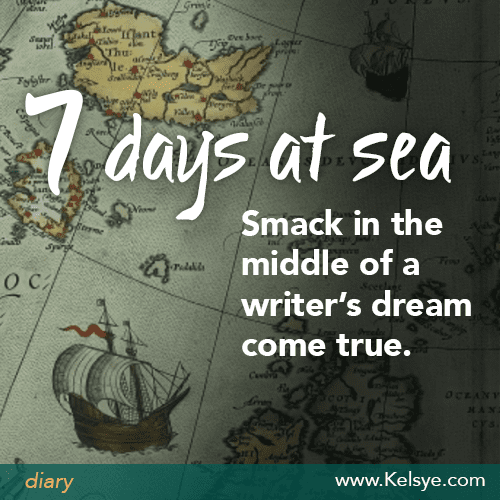 seven days at sea