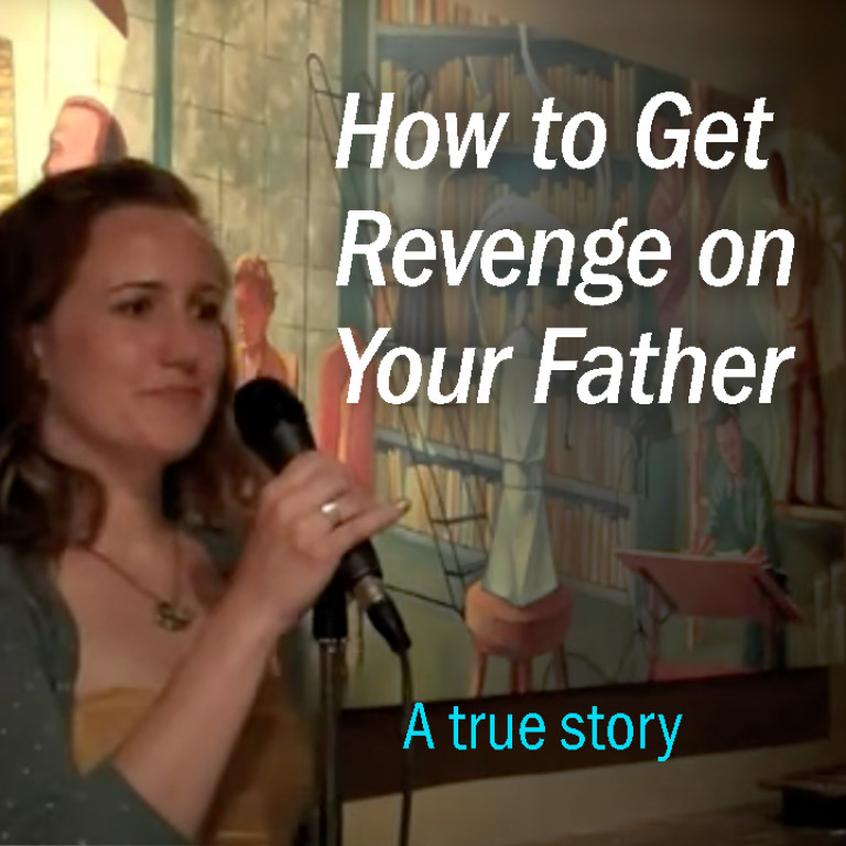 how to get revenge on your father