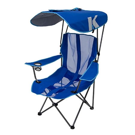 swimways premium canopy chair replacement wheels for office chairs kelsyus original royal blue