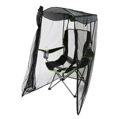 Folding Canopy Chair Cheap Baby High Chairs Original With Bug Guard Kelsyus