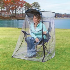 Lawn Chair With Canopy Rocking Recliner Chairs Original Weather Shield Kelsyus Camp