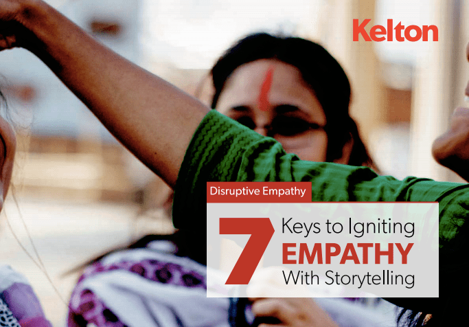 Igniting Empathy with Storytelling