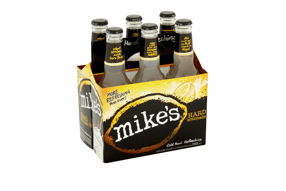 Mikes Hard Lemonade Case Study: Product Packaging Design Research and Innovation