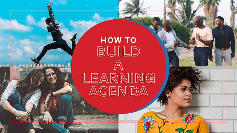 Learning Agendas Workbook