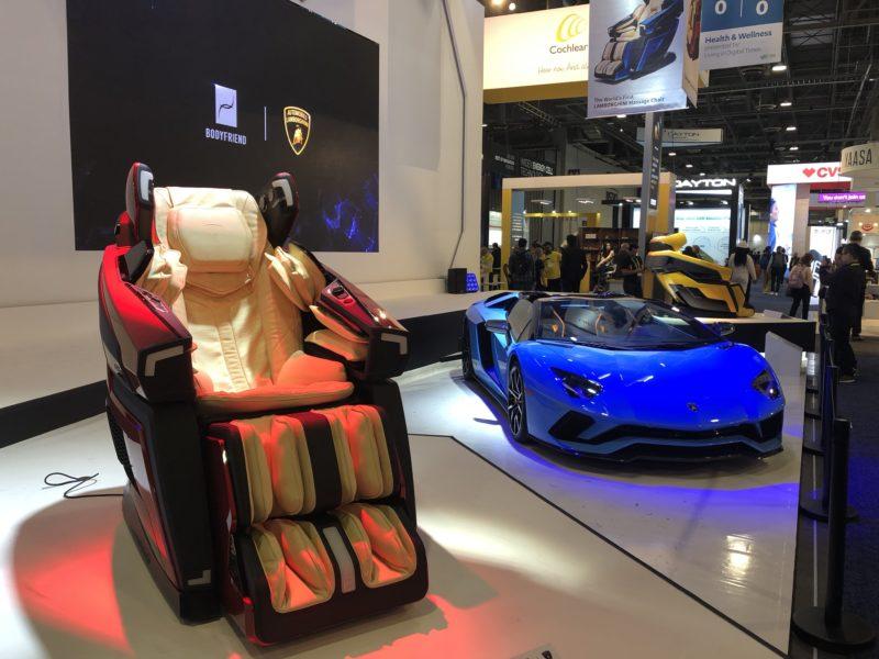 CES Lamborghini Automotive Consumer Insights Research