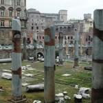 Reruntuhan Romawi kuno, Roma