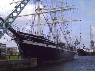 Museum Kapal Jerman di Bremerhaven