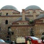 Bekas masjid di Yunani