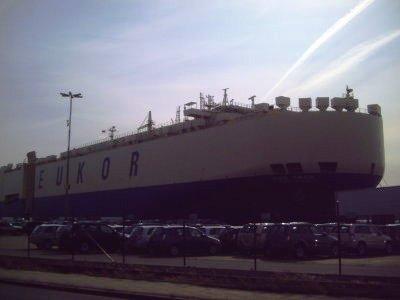 Keliling Pelabuhan Bremerhaven
