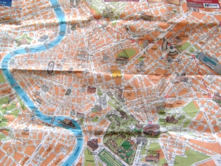 Peta Wisata Kota