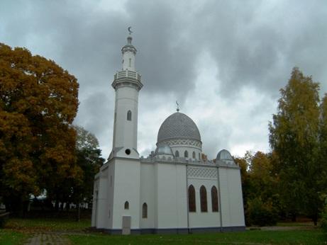 Kauno Mecete, Masjid Kecil di Tengah Taman Kota Kaunas, Lithuania