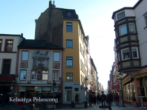 Koblenz, Kota Cantik di Pertemuan Dua Sungai