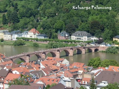 Akhir Minggu di Heidelberg