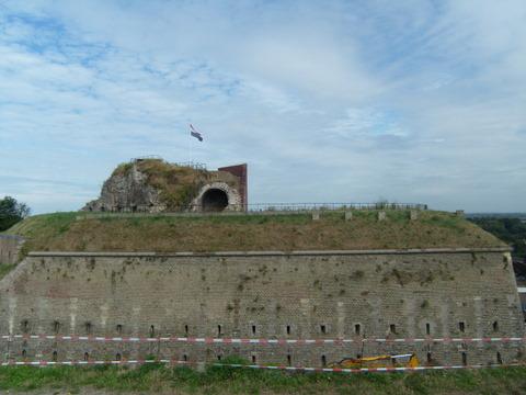 Menyusuri Terowongan Bawah Tanah Kota Maastricht (1)