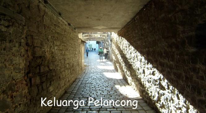 Suasana Abad Pertengahan di Tallinn