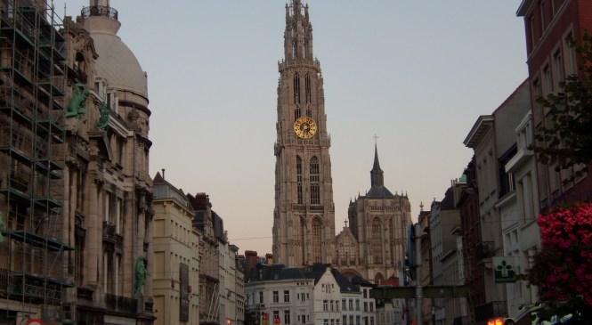 Perjalanan di Kota Pusat Berlian Dunia, Antwerpen (2)