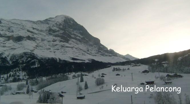 Interlaken dan Grindelwald (3)