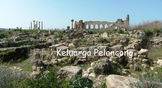 Situs Bersejarah Volubilis