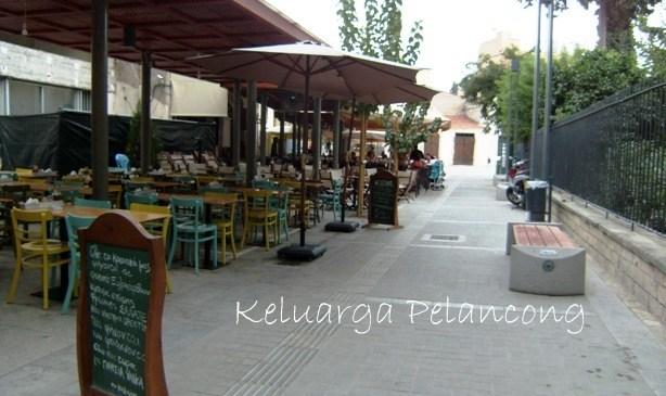 Limassol, Sebentar Saja