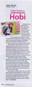 Profil Singkat Emak di Majalah Ummi