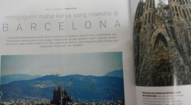 Artikel Barcelona di Griya Asri