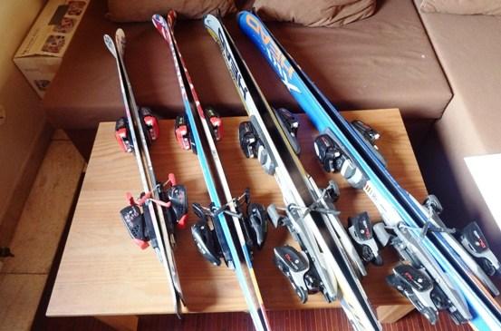 Mengenal Perlengkapan Ski