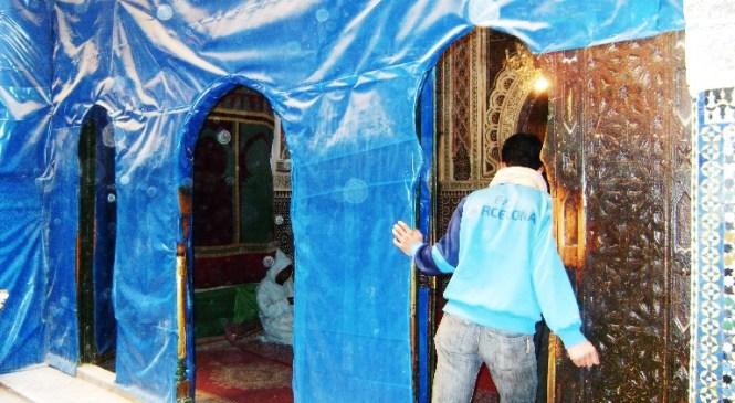 Zawiya Moulay Idriss II, Maroko