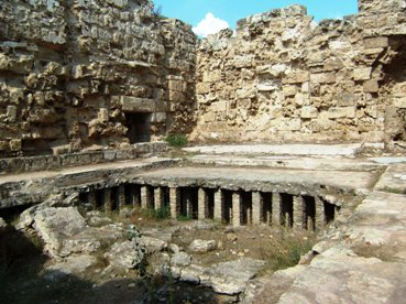 Situs Arkeologi Salamis, Siprus